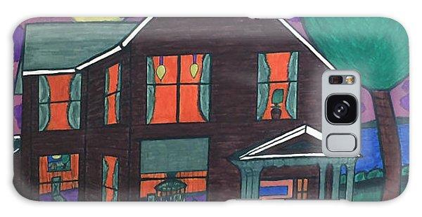 John Wells Home. Galaxy Case by Jonathon Hansen