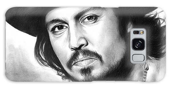 Johnny Depp Galaxy S8 Case