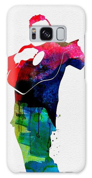Johnny Watercolor Galaxy Case
