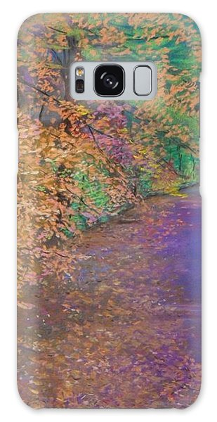 John's Pond In The Fall Galaxy Case