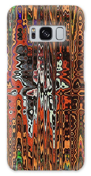 Jojo Abstract Galaxy Case by Tom Janca