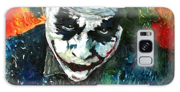 Joker - Heath Ledger Galaxy Case