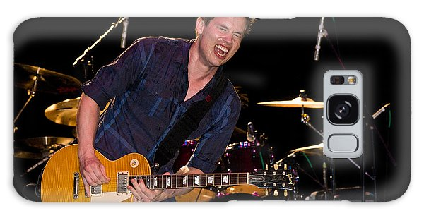 Jonny Lang Rocks His 1958 Les Paul Gibson Guitar Galaxy Case