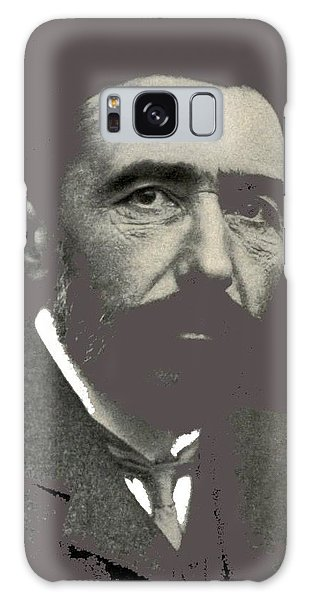 Joseph Conrad George Charles Beresford Photo 1904-2015 Galaxy Case