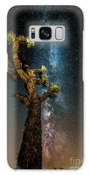 Joshua Tree And Milky Way Galaxy Case