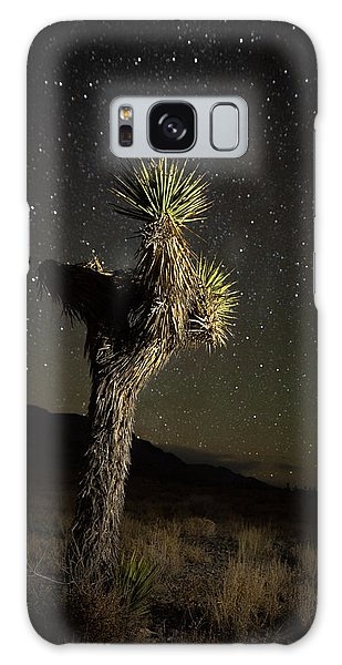 Joshua Tree Starred Galaxy Case