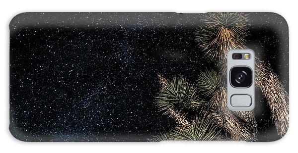 Joshua's Stars Galaxy Case