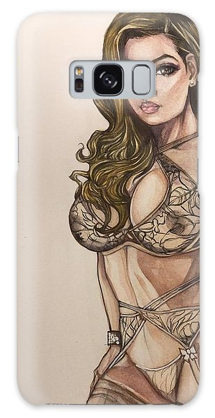 Josie Pinup Galaxy Case
