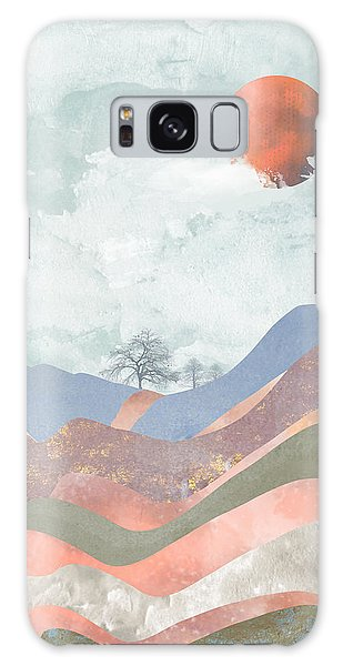 Landscapes Galaxy Case - Journey To The Clouds by Katherine Smit
