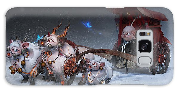 Myth Galaxy Case - Journey To The West by Te Hu