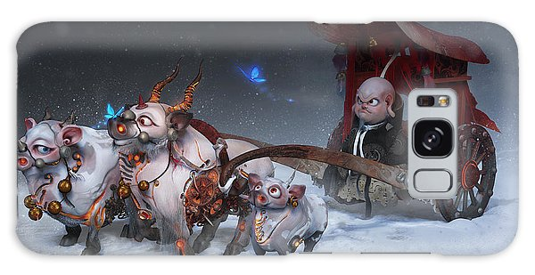 Journey To The West Galaxy Case