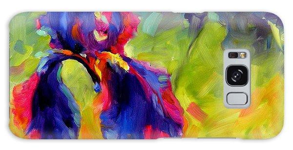 Joy In The Morning Galaxy Case by Chris Brandley