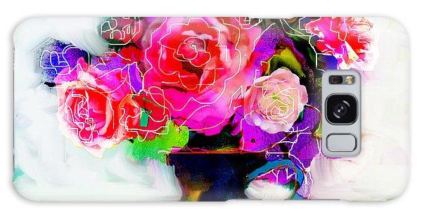 Joy Galaxy Case by Linde Townsend