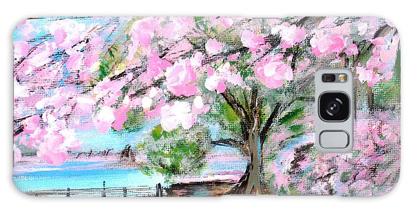 Joy Of Spring. For Sale Art Prints And Cards Galaxy Case