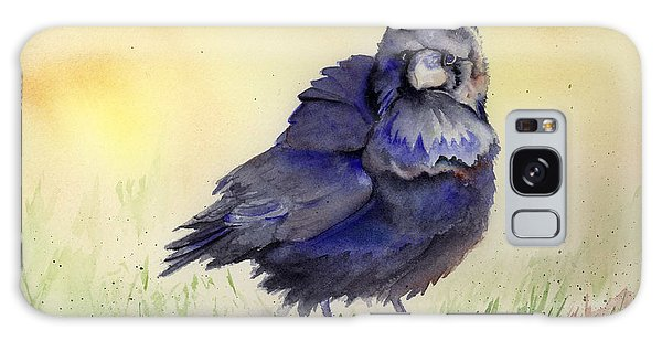Judy's Raven Galaxy Case