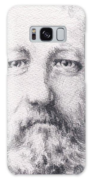 Galaxy Case - Jules Verne by Rachel Christine Nowicki
