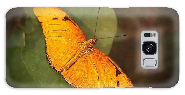 Julia Dryas Butterfly-2 Galaxy Case
