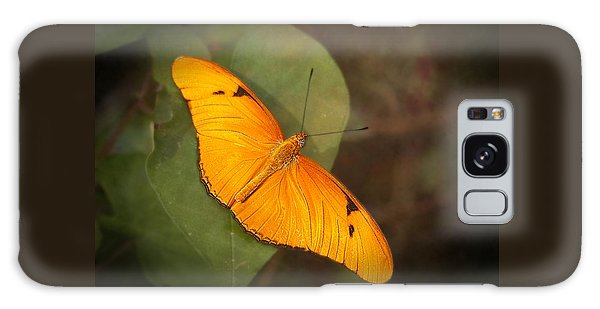 Julia Dryas Butterfly-2 Galaxy Case