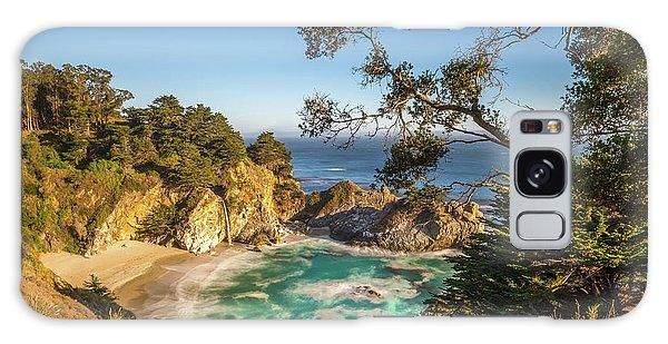 Julia Pfeiffer Burns State Park California Galaxy Case