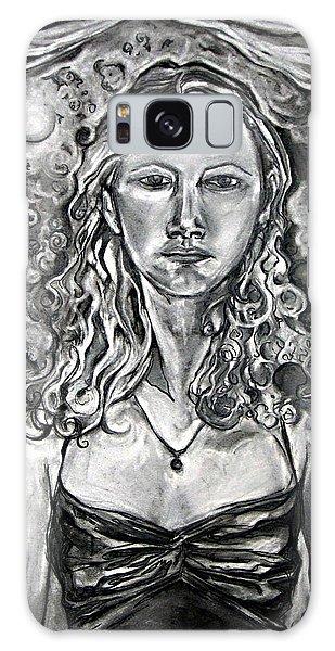Resolute - Self Portrait Galaxy Case