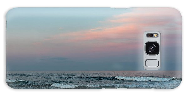 June Sky Seaside New Jersey Galaxy Case