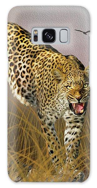 Jungle Attitude Galaxy Case by Diane Schuster