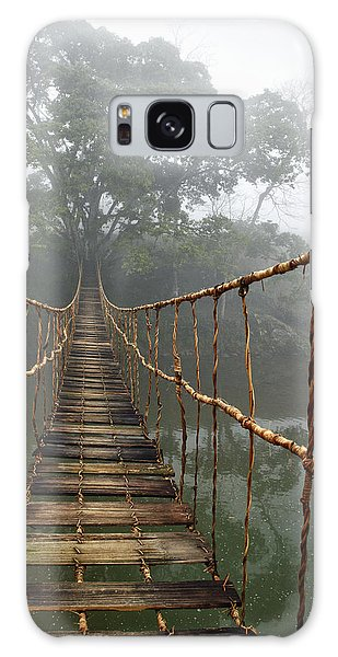 Jungle Journey 2 Galaxy Case by Skip Nall