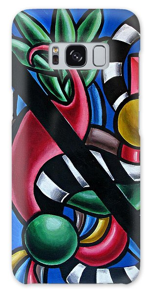 Colorful 3d Abstract Art Painting - Multicolored Original Artwork - Tropical  Galaxy Case