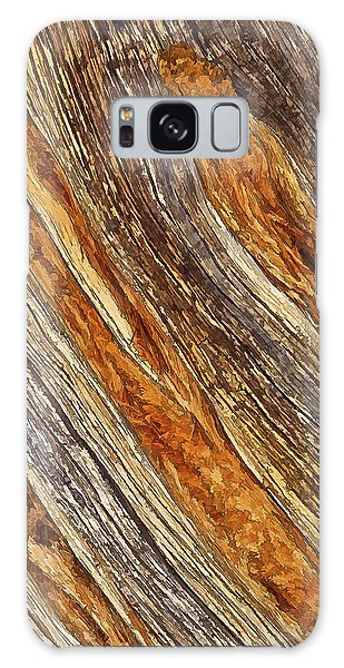 Juniper Texture Galaxy Case