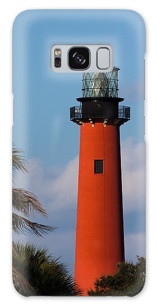 Jupiter Inlet Lighthouse Galaxy Case