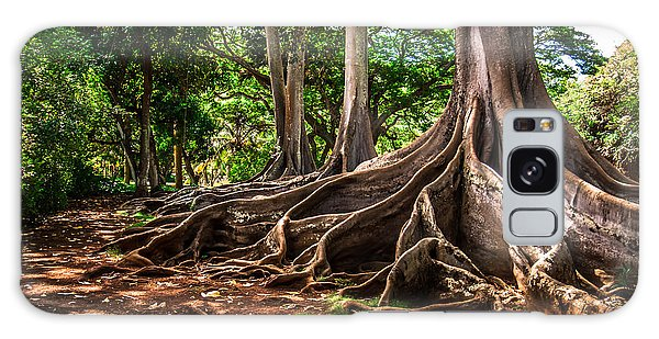 Jurassic Park Tree Group Galaxy Case