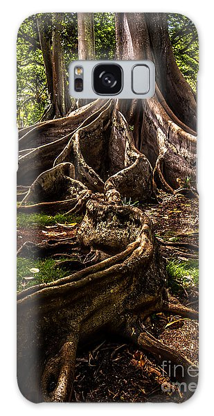 Jurassic Park Tree Trailing Root Galaxy Case