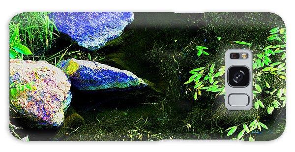 Just  A  Little  Zen -  Image  2 Galaxy Case