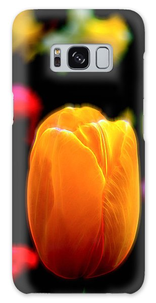 Just A Tulip Galaxy Case