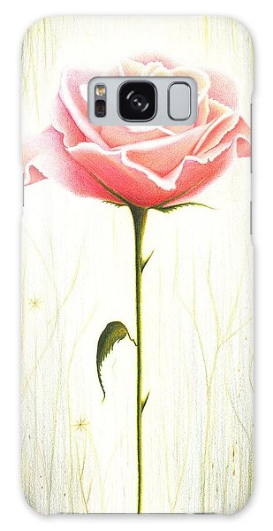 Just Another Common Beauty Galaxy Case by Danielle R T Haney
