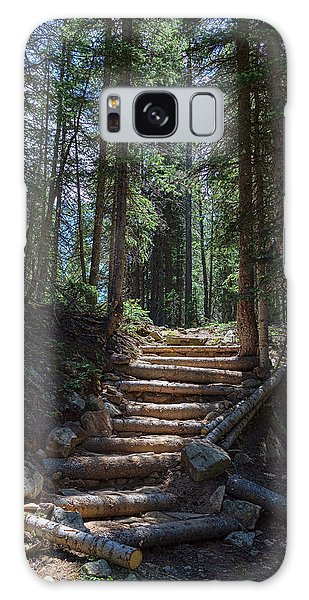 Galaxy Case featuring the photograph Just Another Stairway To Heaven by James BO Insogna