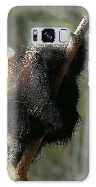Just Chillin Galaxy Case by Ernie Echols