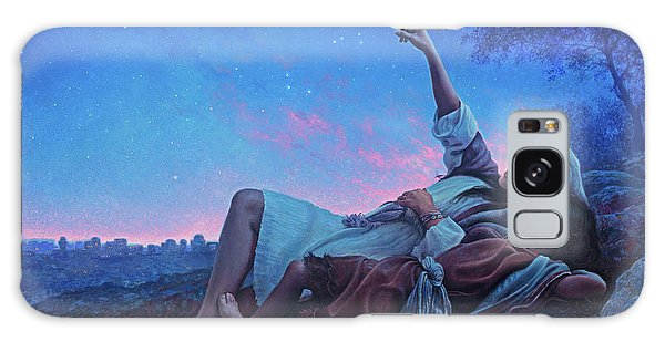 Galaxy Case featuring the painting Just For A Moment by Greg Olsen