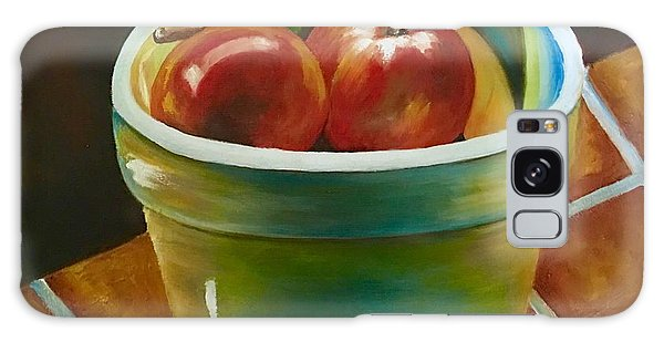 Just Fruit Reflections Galaxy Case