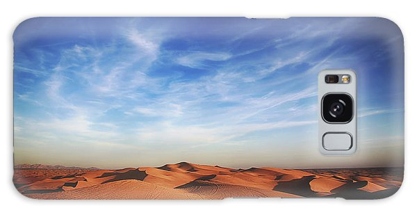 Cloudscape Galaxy Case - Just Imagine by Laurie Search