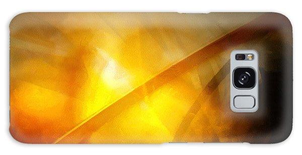 Just Light Galaxy Case by Gun Legler