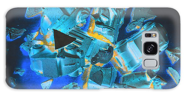 Automobile Galaxy Case - Just Like A Slow Motion Car Crash by Jorgo Photography - Wall Art Gallery