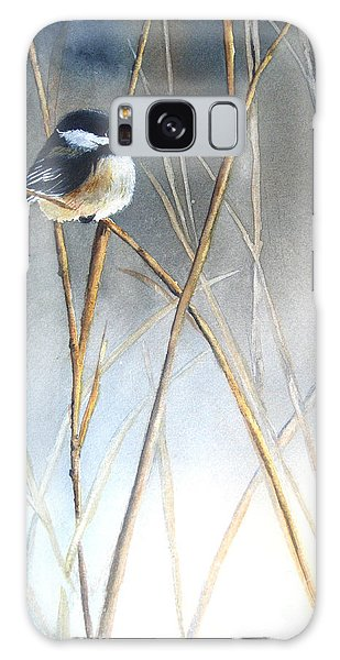 Bird Galaxy Case - Just Thinking by Patricia Pushaw