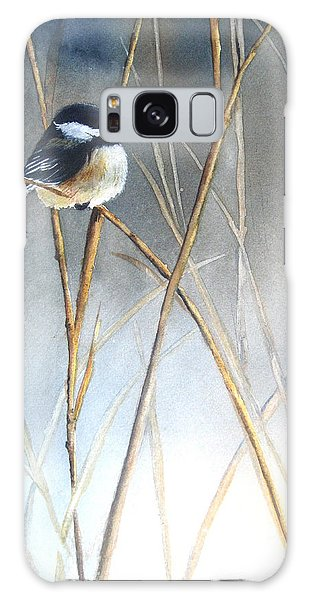 Winter Galaxy Case - Just Thinking by Patricia Pushaw