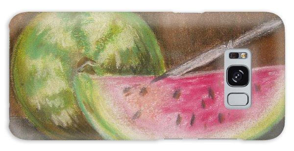 Just Watermelon Galaxy Case