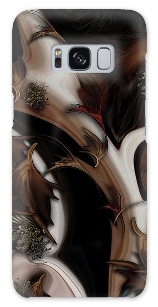 Juxtaposed Nature Galaxy Case