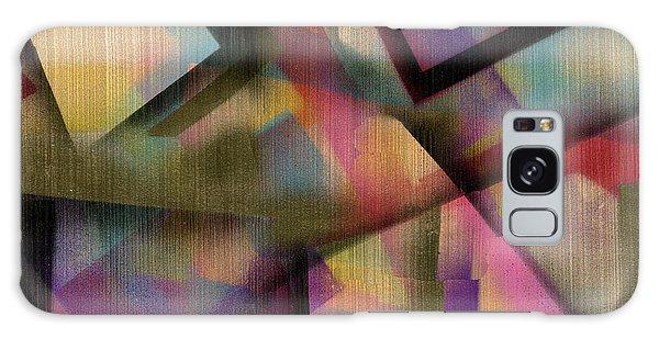 Art Institute Galaxy Case - Juxtaposition - G by Everett Spruill