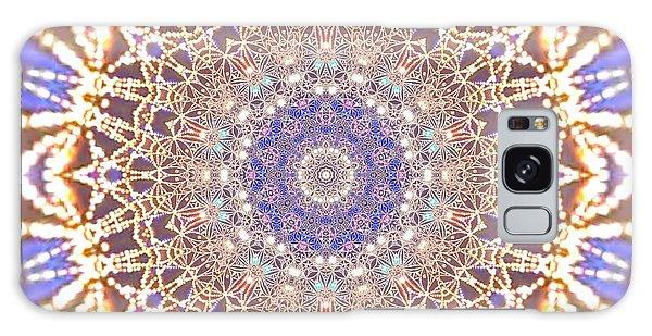 Galaxy Case featuring the digital art Jyoti Ahau 14 by Robert Thalmeier