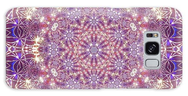 Galaxy Case featuring the digital art Jyoti Ahau 15 by Robert Thalmeier