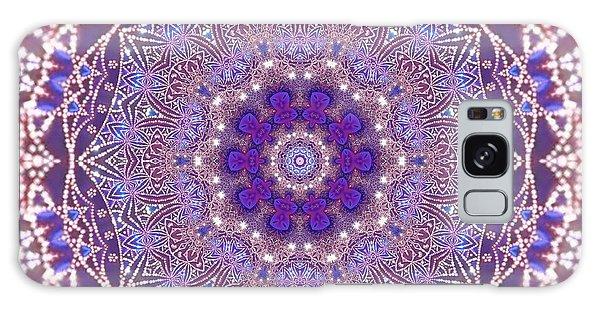 Galaxy Case featuring the digital art Jyoti Ahau 21 by Robert Thalmeier